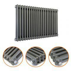 600 x 1013mm Anthracite Horizontal Traditional 2 Column Radiator